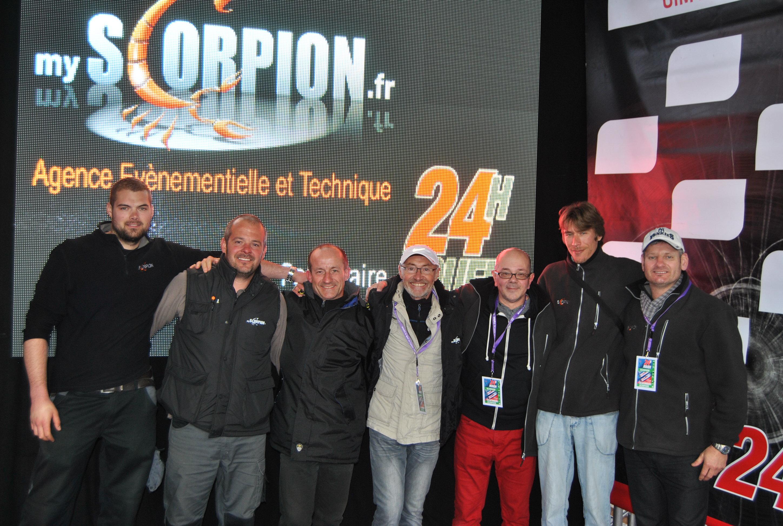 les 24H Motonautiques de Rouen 2015 c'était nous