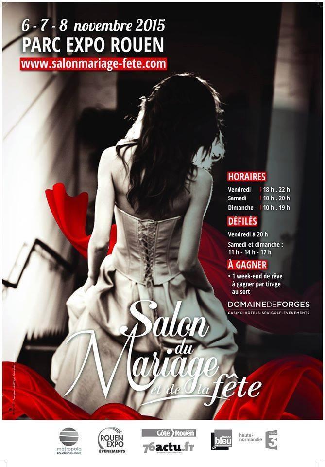 Salon du Mariage de Rouen 2015