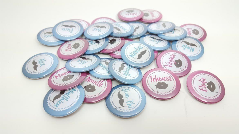 Location/Atelier badges (à créer)