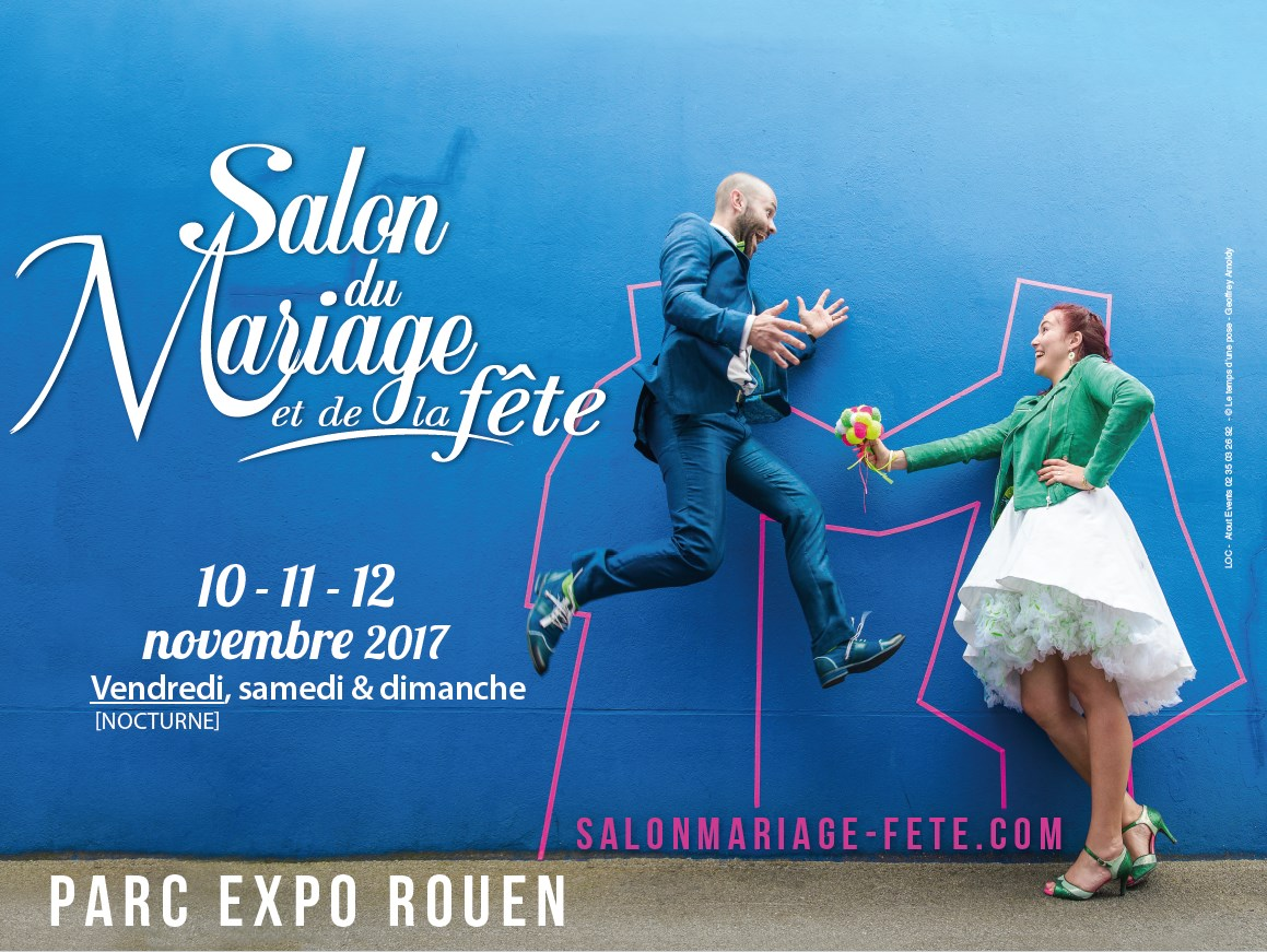 Salon du Mariage Parc Expo de Rouen 2017